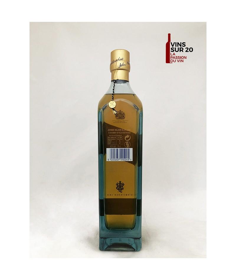 JOHNNIE WALKER - BLUE LABEL - 40° - 70CL