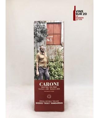 "CARONI - 20 ANS - 2000 - BASDEO ""DICKY"" RAMSARRAN - 64.3° - 70CL"