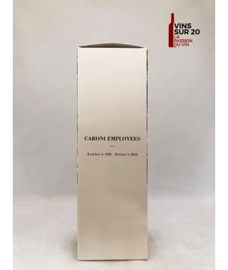 "CARONI - 20 ANS - 2000 - NITA ""NITZ"" HOGAN - 65.2° - 70CL"