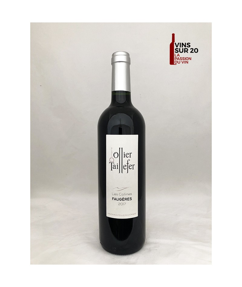 DOMAINE OLLIER TAILLEFER - LES COLLINES - 2017