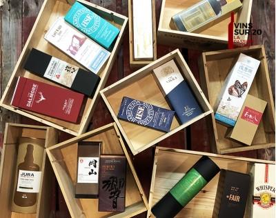 Vocabulaire du whisky et du rhum